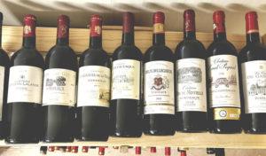 Хранение вин