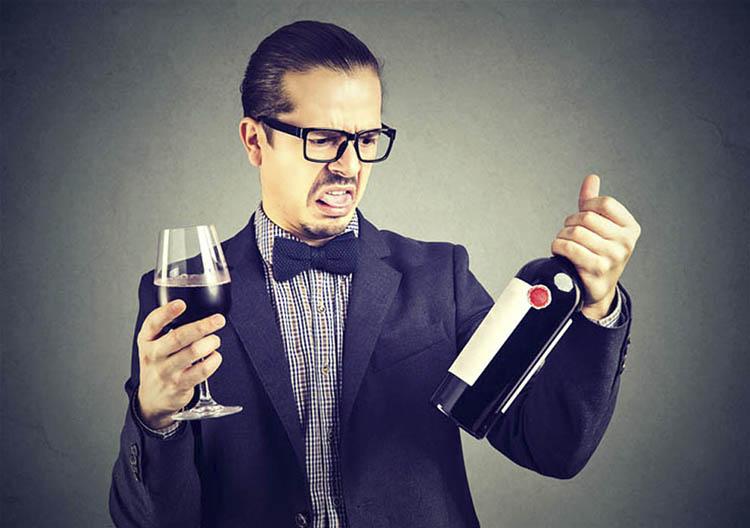 Влияние температуры на хранение вина