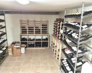 Длительное хранение вин в обычном подвале