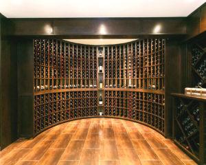 Выбор винных стеллажей